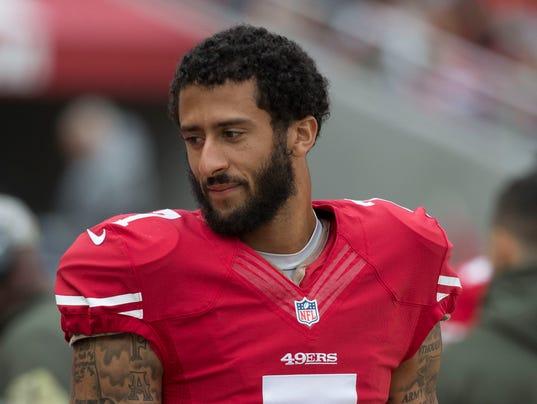 Colin Kaepernick: 49ers Place QB Colin Kaepernick On Season-ending IR