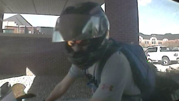Iowa City police are looking for a man suspected of installing credit card skimmers on local ATMs and using fraudulent cards to withdraw funds.