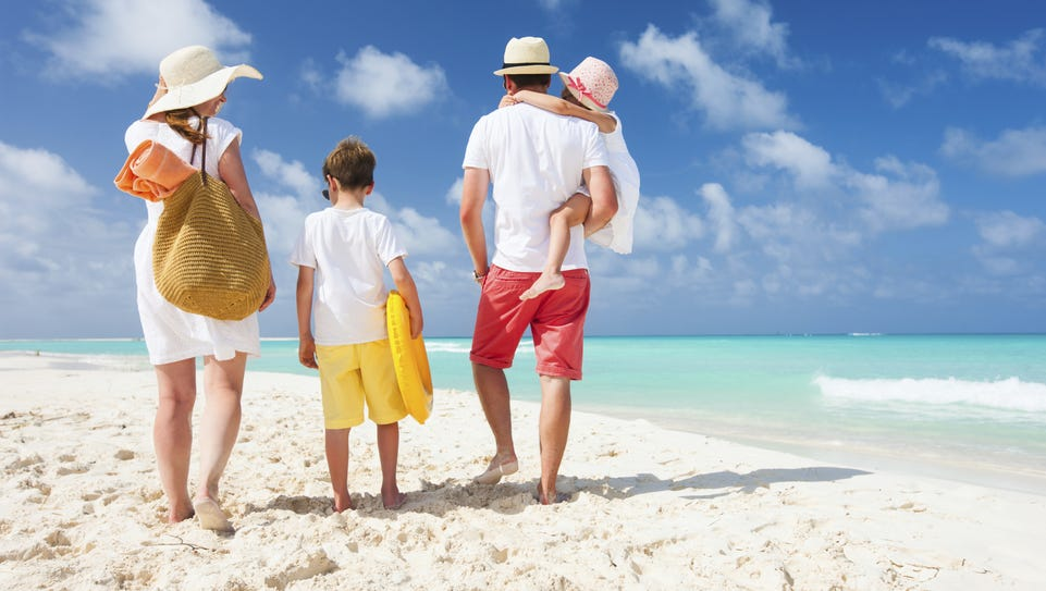 Against all odds, family vacations often yield joy