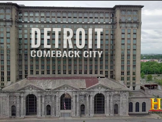 """From the trailer, a one-hour special titled """"Detroit:"""