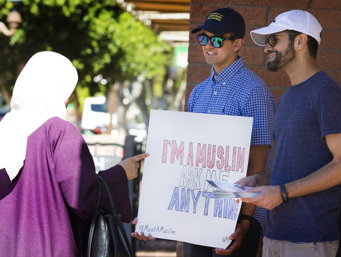 """tempe single muslim girls Moina shaiq created """"meet a muslim,"""" a series of gatherings  a muslim woman walks into a coffee  i mentioned that my gym has a night for muslim women,."""