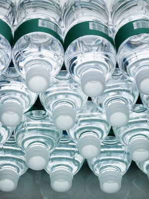 Niagara Bottling is voluntarily recalling several brands of bottled water after one of its sources was contaminated with E. coli.
