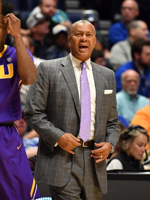 Johnny Jones' LSU Tigers were defeated by Mississippi State, 79-52, in the first round of the SEC tournament.