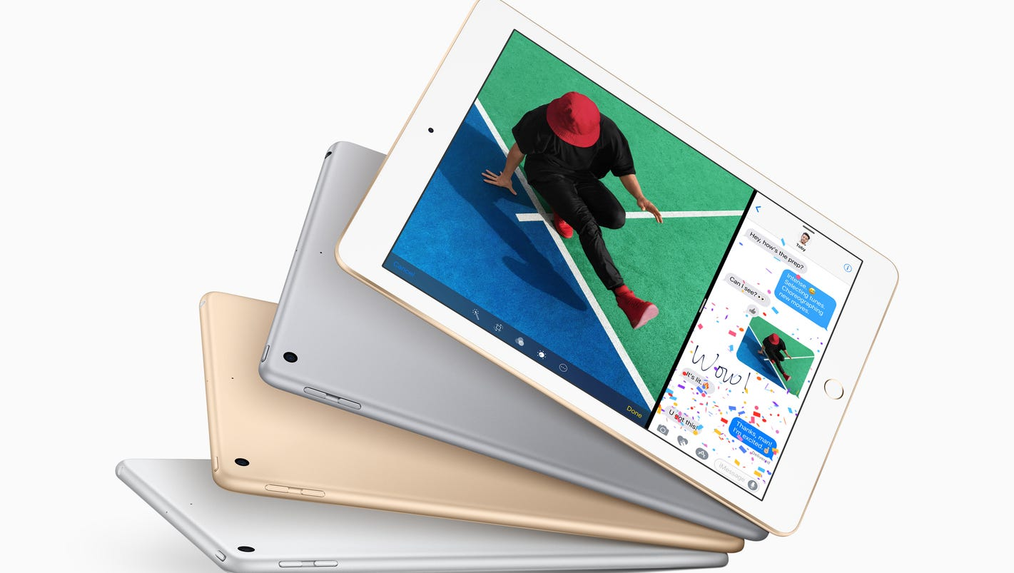 apple unveils new ipad for 329 and you can order it in 3 days