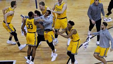 UMBC stuns Virginia to make NCAA tournament history as first No. 16 seed beat No. 1 seed