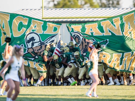 The Acadiana Wreckin' Rams are hoping to end a three-game
