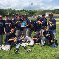 VIDEO: Highland celebrates baseball championship