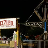 "The deadly accident happened at the ""Sizzler"" ride at St. Thomas Aquinas Catholic Church in East El Paso, police said."