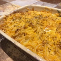 Recipe Finder: Baked cheese spaghetti two ways
