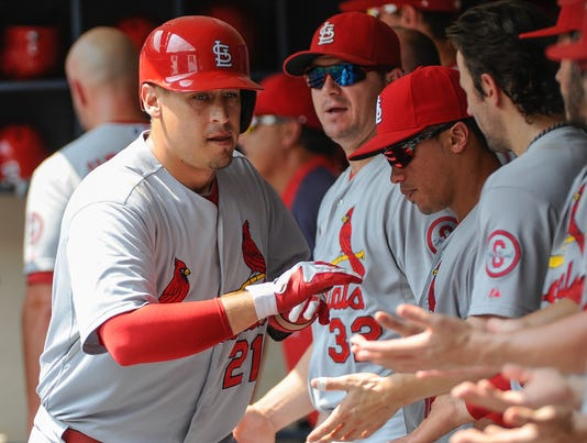 Allen Craig likely out entire postseason