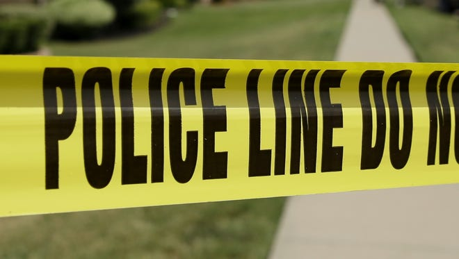 A Greenville man was killed early Sunday after his car struck multiple trees near Furman University, authorities said.