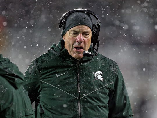 With a bowl game win, Michigan State and Mark Dantonio would go 7-6 for the second straight season.