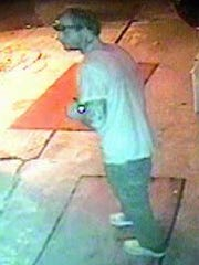 Man wanted for allegedly burglary and theft on Wafer