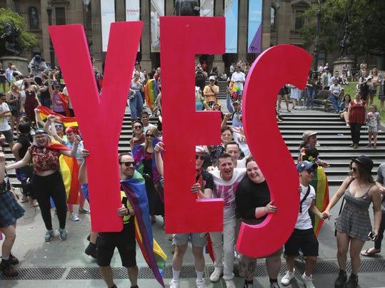 Australia Gay Marriage (3)