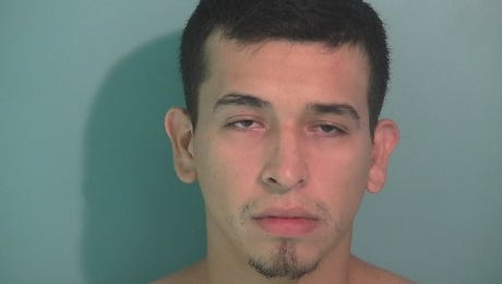 Manuel Contreras, 25, of West Salem, was arrested on rape, sodomy and strangulation charges Friday.