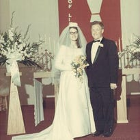 Anniversaries: Dale Peterson & Beverly Peterson