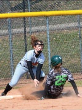 Homer softball player Jilli Sitkiewicz is an Enquirer Athlete of the Week