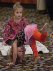 5 BHM Kid Yoga