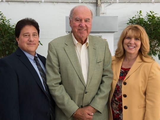 Treasure Coast Food Bank Board Chair Miguel Coty, H.