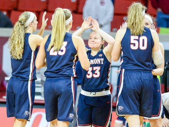The Belmont women received 16 votes this week in the Associated Press Top 25 poll, which is the most ever for the team.