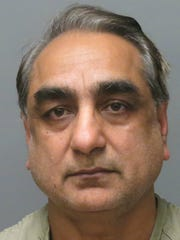 Krauszer's co-owner Vipin Patel, 54, of Somerville.