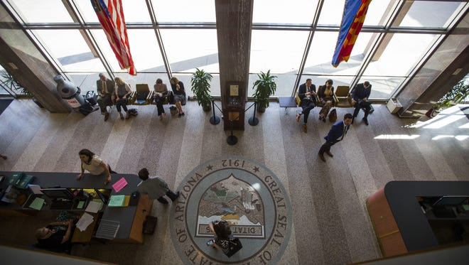 The Arizona Legislature.