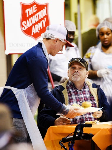 The Salvation Army Shreveport-Bossier Thanksgiving
