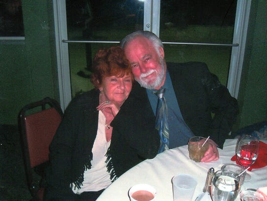 Bonnie and Frank Brock of West Allis celebrated their