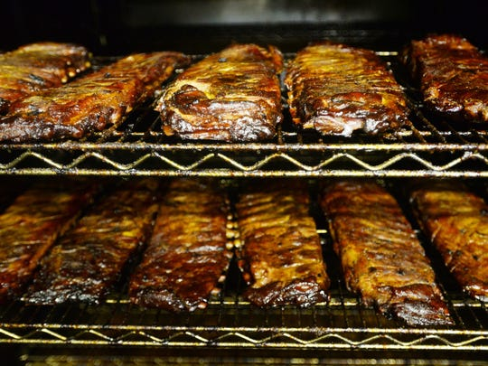 The Twisted Tail Ribfest is 11 a.m. to 8 p.m. Saturday and 11 a.m. to 6 p.m. Sunday at Riverside Park in Vero Beach.