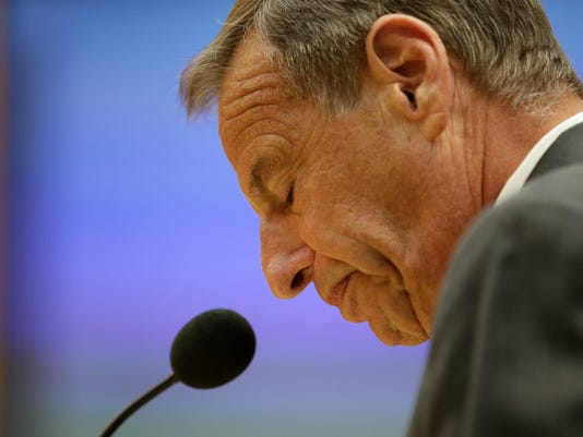 San Diego Mayor resigns