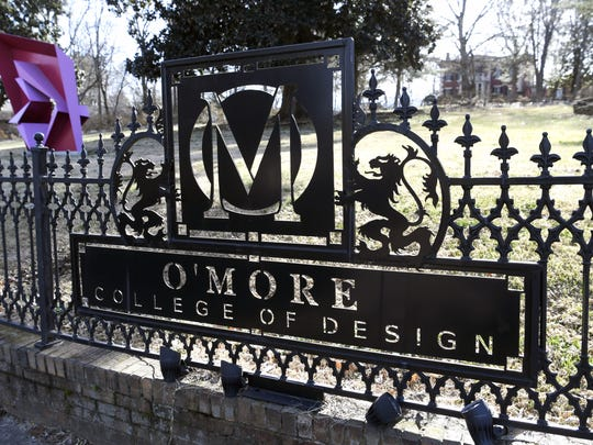 O'More College of Design in Franklin, Tenn. on Friday, Feb. 9, 2018.
