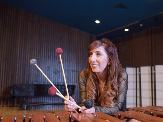 Professor of percussion, Lynn Vartan at SUU, recently designed a series of signature mallets, a first for an American.