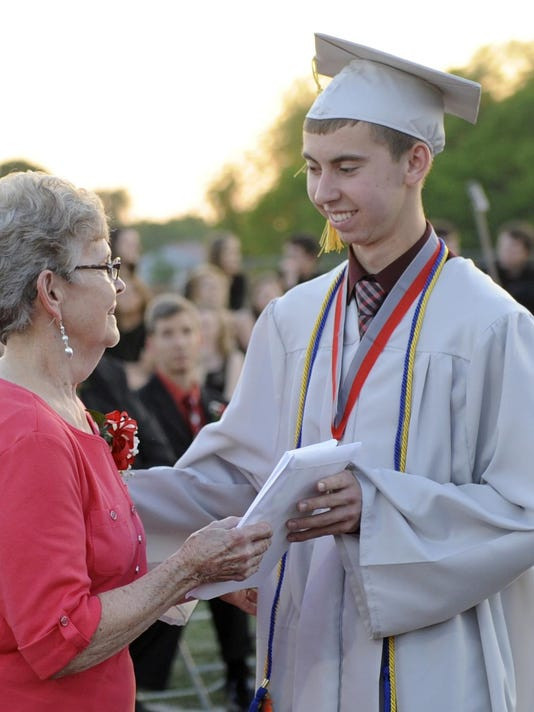 Johnstown Graduation 2015