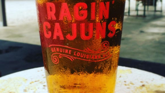 The Ragin' Cajuns Genuine Louisiana Ale won a 2016