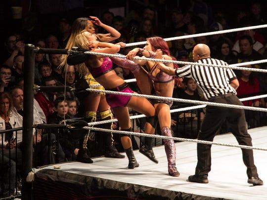WWE at the Denny Sanford Premier Center