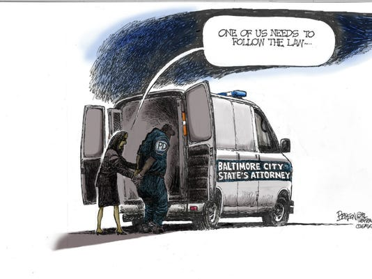 Benson cartoon for May 3, 2015