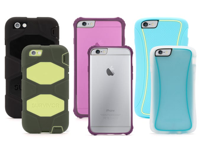 Case Design impact resistant phone case ... case; and the Survivor Core ($29.99), a thin and light protective case