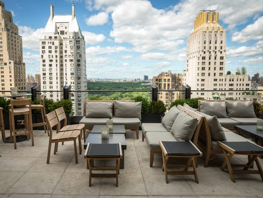 America 39 s rooftop restaurants and bars for 22 river terrace ny ny