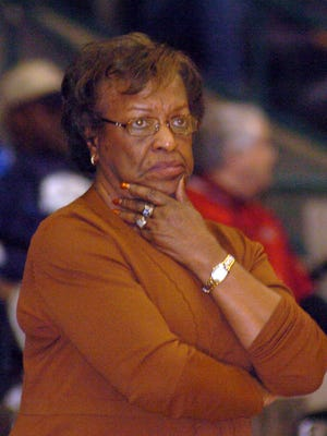Anna Jackson won nine state championships coaching girls' basketball at Murrah. She'll be inducted into the Mississippi Sports Hall of Fame.