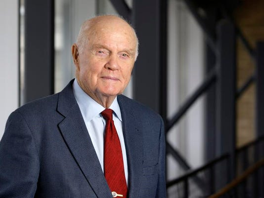 US People John Glenn
