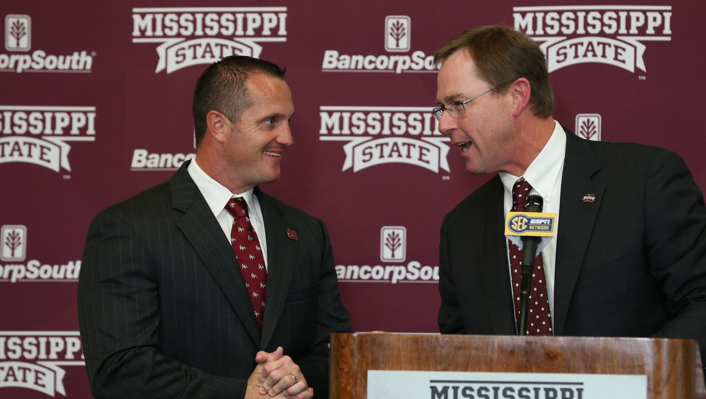 Mississippi State's John Cohen shows leadership with Andy Cannizaro situation