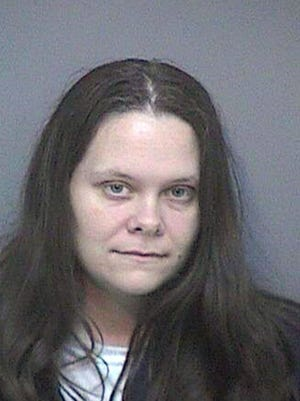 This undated photo provided by the Baldwin County Sheriff's Office in Bay Minette, Ala., shows Wendy Wood Holland. Jury selection is set to begin Monday in Baldwin County in the trial of 35-year-old Holland. She has pleaded not guilty to charges including sexual abuse. Holland is the aunt of 19-year-old Brittney Wood, who hasn't been seen since 2012 and is presumed dead. Holland, seven relatives and three family friends were arrested on sex-related charges following Wood's disappearance. (AP Photo/Baldwin County Sheriff's Office)
