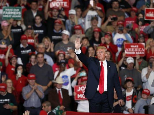 Election 2018 Trump
