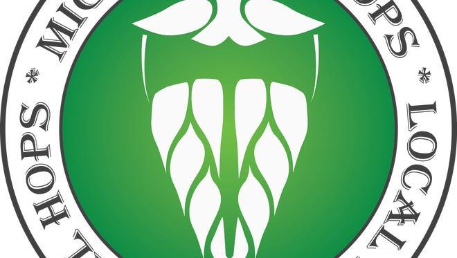 Mighty Axe Hops logo