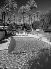 Tamarisk Ranchos pool.