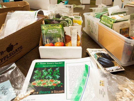 SeedShare Las Cruces seed trading events are free and