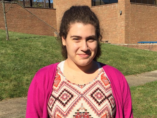 SCVTHS student Gillian Gottlieb a National Hispanic Scholar in the National Hispanic Recognition Program (NHRP).
