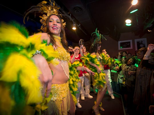 The Jazz Kitchen will host a carnaval party featuring music by The IU Brazilian Ensemble on Feb. 14, 2015.