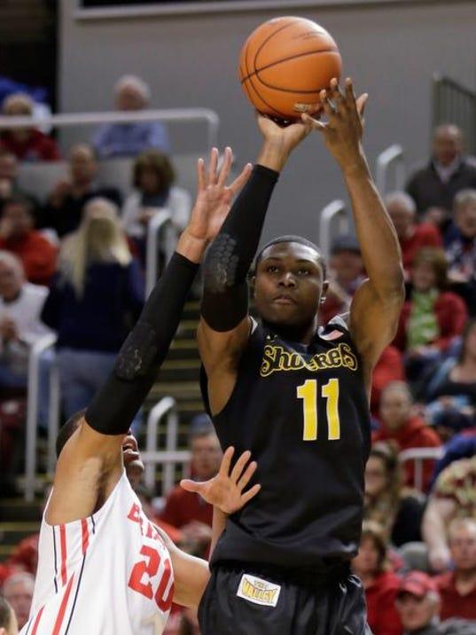 Wichita St Bradley Basketball