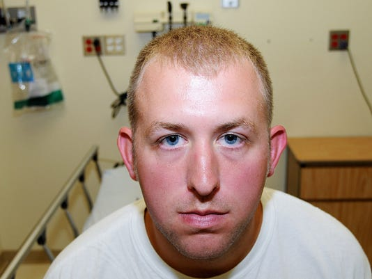 FILE: Ferguson Police Officer Darren Wilson Resigns Evidence Released In Ferguson Case